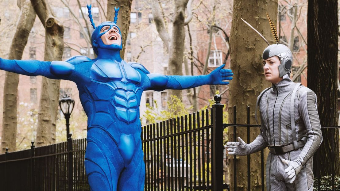 The Tick: No Spoon But Still Good.